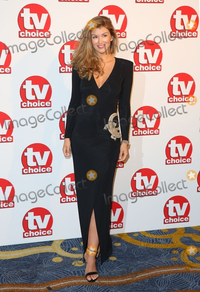 Amy Willerton Photo - Amy Willerton at the TV Choice Awards 2014 held at the Park Lane Hilton London 08092014 Picture by James Smith  Featureflash
