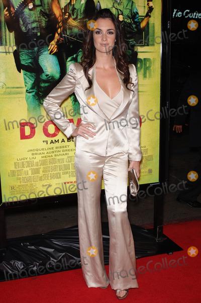 Paz Vega Photo - Actress PAZ VEGA at the Los Angeles premiere of Domino October 11 2005 Los Angeles CA 2005 Paul Smith  Featureflash