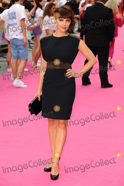 Annabel Scholey Photo - Annabel Scholey arrives for the Walking on Sunshine premiere at the Vue Cinema Leicester Square London 11062014 Picture by Steve Vas  Featureflash