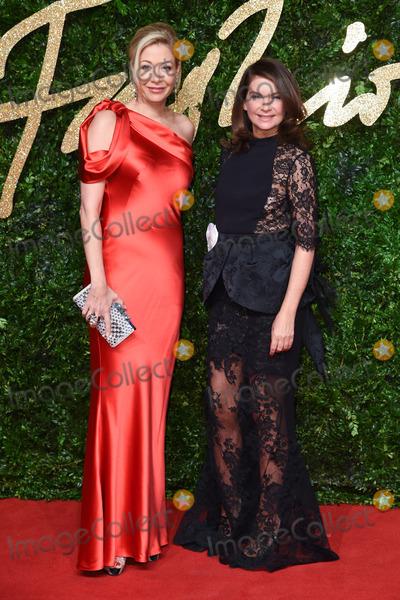 Nadja Swarovski Photo - Nadja Swarovski  Natalie Massenet at the British Fashion Awards 2015 at the Coliseum Theatre LondonNovember 23 2015  London UKPicture Steve Vas  Featureflash