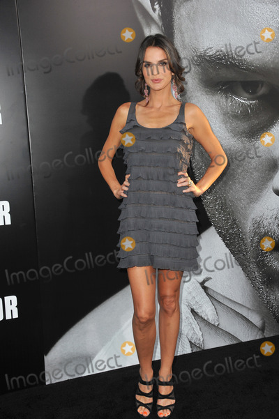 Ana Alexander Photo - Ana Alexander at the world premiere of Warrior at the Arclight Theatre HollywoodSeptember 6 2011  Los Angeles CAPicture Paul Smith  Featureflash