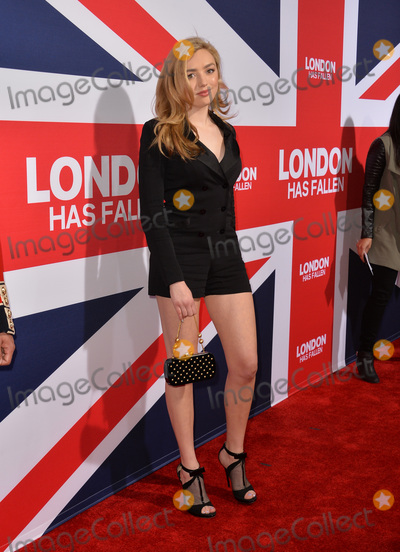Peyton List Photo - Actress Peyton List at the Los Angeles premiere of London Has Fallen at the Cinerama Dome HollywoodMarch 1 2016  Los Angeles CAPicture Paul Smith  Featureflash
