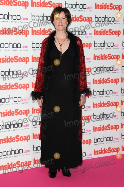 Catherine Russell Photo - Catherine Russell arriving for the 2012 Inside Soap Awards at No1 Marylebone London 24092012 Picture by Steve Vas  Featureflash