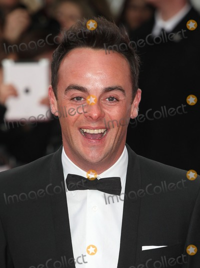 Anthony McPartlin Photo - Anthony McPartlin arriving for the TV BAFTA Awards 2013 Royal Festival Hall London 12052013 Picture by Alexandra Glen  Featureflash