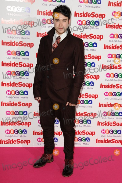 Carl Au Photo - Carl Au arriving for the 2013 Inside Soap Awards at the Ministry Of Sound London 21102013 Picture by Steve Vas  Featureflash