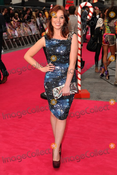 Anna Nightingale Photo - Anna Nightingale arriving for the Katy Perry Part Of Me 3D premiere at Empire Leicester Square London 03072012 Picture by Steve Vas  Featureflash