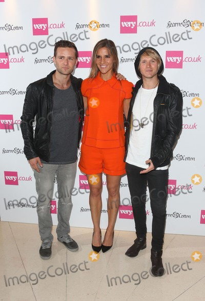Amanda Byram Photo - Harry Judd Amanda Byram Dougie Poynter launches her SS14 Fashion Collection for Verycouk as part of London Fashion Week held at Claridges London 12092013 Picture by Henry Harris  Featureflash