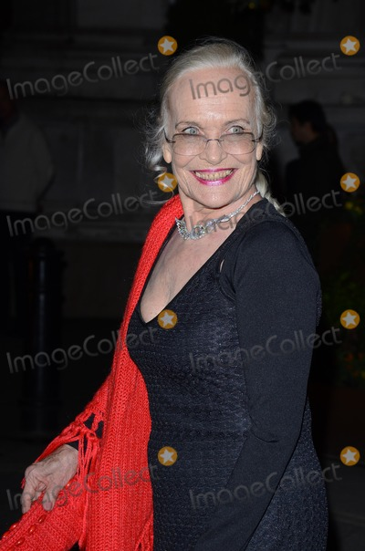 Shirley Eaton Photo - Shirley Eaton attends Cocktails With Monroe  An exclusive one night viewing of rare photographs of Marilyn Monroe at The Langham Hotel in London 20022014 Picture by Jim Pearson  Featureflash