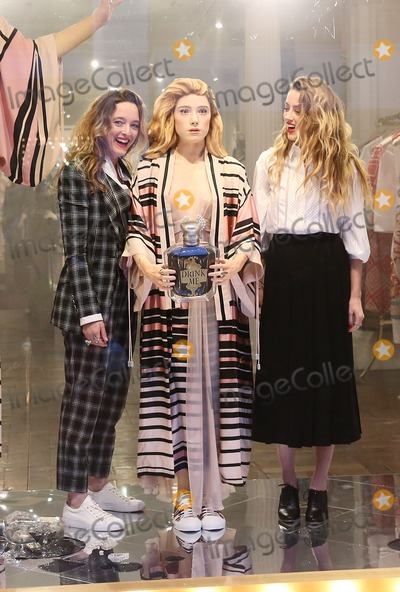 Alice Temperley Photo - Amber Heard Alice Temperley as Amber Heard unveils Alice in Wonderland for Temperley at the Temperley storeLondon 20022015 Picture by 20022015 Picture by James Smith  Featureflash