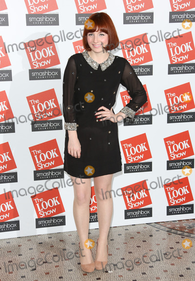 Alice Levine Photo - Alice Levine at The Look fashion show in association with Smashbox cosmetics held at the Royal Courts of Justice London 06102012 Picture by Henry Harris  Featureflash