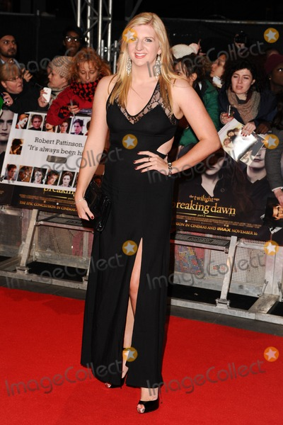 Rebecca Adlington Photo - Rebecca Adlington arriving for the The Twilight Saga Breaking Dawn Part 2 premiere at the Odeon Leicester Square London 14112012 Picture by Steve Vas  Featureflash
