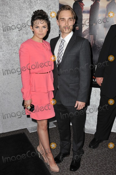 Joey Kern Photo - Ginnifer Goodwin  fianc Joey Kern at the season five premiere of her TV series Big Love at the Directors Guild Theatre Los AngelesJanuary 12 2011  Los Angeles CAPicture Paul Smith  Featureflash