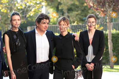 Alba Rohrwacher Photo - Director Nicolas Saada  actresses Stacy Martin Alba Rohrwacher  Gina McKee at the premiere of Taj Mahal at the 2015 Venice Film FestivalSeptember 10 2015  Venice ItalyPicture Kristina Afanasyeva  Featureflash