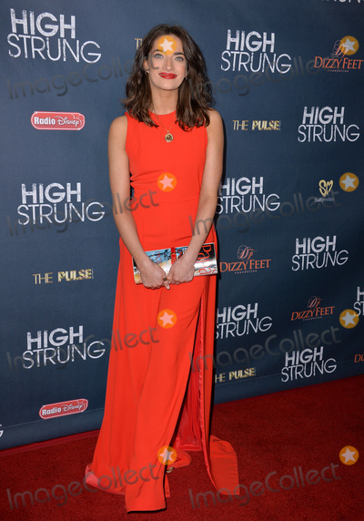 Anabel Kutay Photo - Actress Anabel Kutay at the premiere for High Strung at the TCL Chinese 6 Theatres HollywoodMarch 29 2016  Los Angeles CAPicture Paul Smith  Featureflash