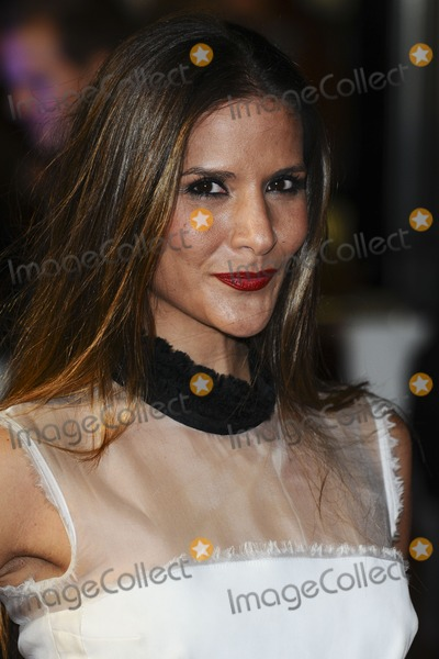 Amanda Byram Photo - Amanda Byram arriving for the premiere of WE at the Odeon Kensington London 11012012  Picture by Steve Vas  Featureflash