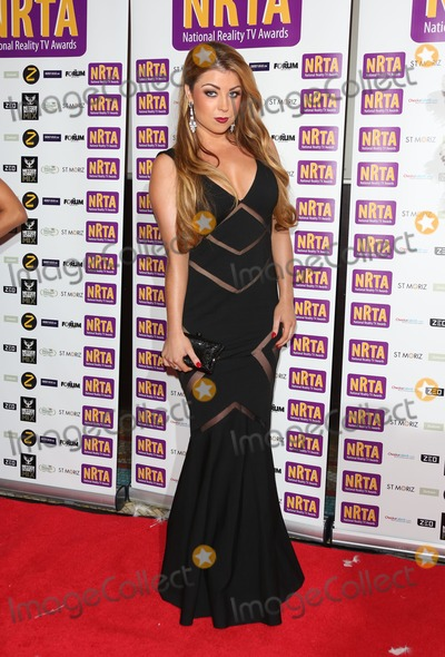 Abi Clarke Photo - Abi Clarke at the NRTA - National Reality TV Awards 2013 held at the HMV Forum London 16092013 Picture by Henry Harris  Featureflash