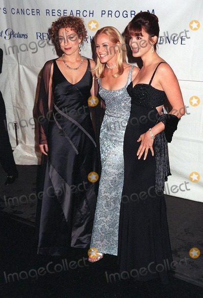 Alex Kingston Photo - 03DEC97  ER stars ALEX KINGSTON (left) MARIA BELLO  MARISKA HAGGERTY at the Fire  Ice Ball at Paramount Studios Hollywood to benefit the RevlonUCLA Womens Cancer Research Program