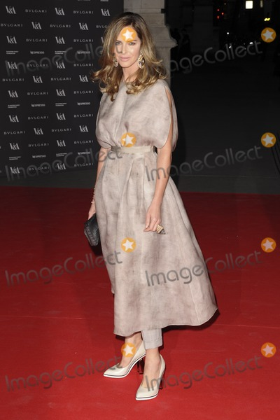 Trinny Woodall Photo - Trinny Woodall arrives for the opening of The Glamour of Italian Fashion exhibition at the VA Museum London 01042014 Picture by Steve Vas  Featureflash