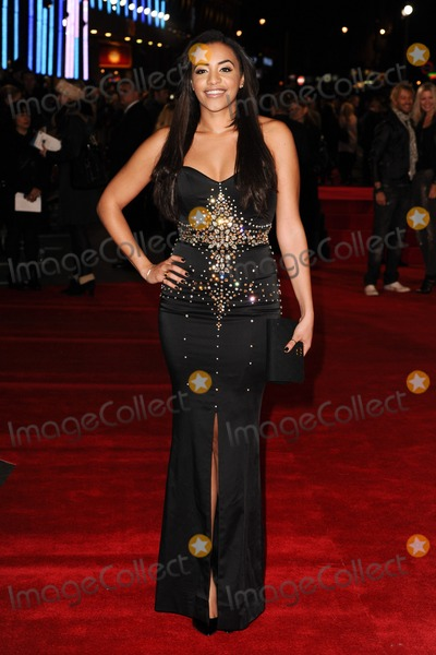 Amal Fashanu Photo - Amal Fashanu arriving for the UK Premiere of Jack Ryan at Vue Leicester Square London 20012014 Picture by Steve Vas  Featureflash