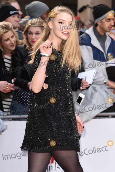 Anya Taylor-Joy Photo - Anya Taylor-Joy arrives for the Empire Awards 2015 at the Grosvenor House Hotel London 29032015 Picture by Steve Vas  Featureflash
