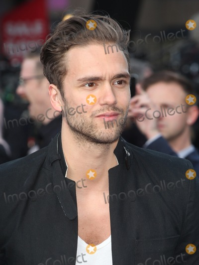 Andy Brown Photo - Andy Brown from Lawson arriving for the World War Z World Premiere at Empire Leicester Square London 02062013 Picture by Alexandra Glen  Featureflash