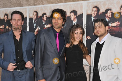 Adrien Grenier Photo - LtoR Kevin Dillon Adrien Grenier Alexis Dziena  Jerry Ferrara at the premiere for the sixth season of the HBO TV series Entourage at Paramount Studios HollywoodJuly 9 2009  Los Angeles CAPicture Paul Smith  Featureflash