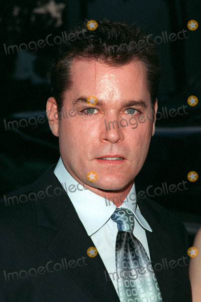 The Rat Pack Photo - 18AUG98  Actor RAY LIOTTA at the Beverly Hills premiere of HBOs The Rat Pack He plays Frank Sinatra in the movie which is based on the lives of Sinatra Dean Martin Peter Lawford  Joey Bishop