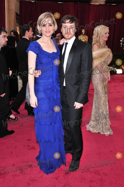 Anne-Marie Duff Photo - James McAvoy  Anne-Marie Duff at the 80th Annual Academy Awards at the Kodak Theatre Hollywood CAFebruary 24 2008 Los Angeles CAPicture Paul Smith  Featureflash