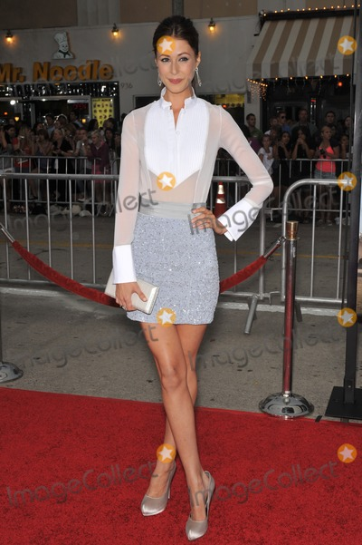 Amanda Crew Photo - Amanda Crew at the world premiere of her new movie Charlie St Cloud at the Mann Village Theatre WestwoodJuly 20 2010  Los Angeles CAPicture Paul Smith  Featureflash
