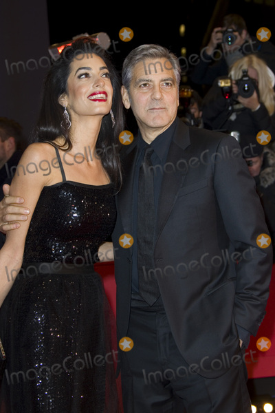 Amal Clooney Photo - George Clooney  Amal Clooney at the Hail Caesar premiere during the 66th Berlinale International Film Festival in BerlinBerlin Germany February 11 2016  Picture Kristina Afanasyeva  Featureflash