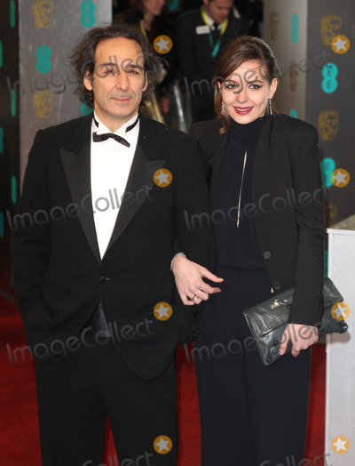 Alexandre Desplat Photo - Alexandre Desplat arriving for the 2013 British Academy Film Awards at the Royal Opera House London 10022013 Picture by Alexandra Glen  Featureflash