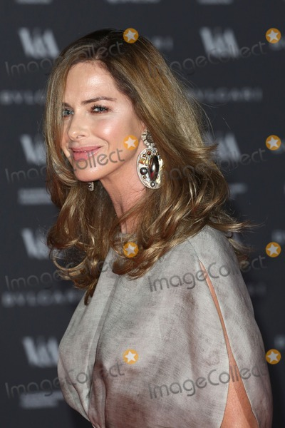 Trinny Woodall Photo - Trinny Woodall at The Glamour of Italian Fashion held at the VA - Arrivals London 01042014 Picture by Henry Harris  Featureflash