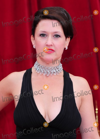 Angela Lonsdale Photo - Angela Lonsdale arrives for the 2011 Soap Awards held at Granada Studios in Manchester 14052011 Picture by Simon BurchellFeatureflash