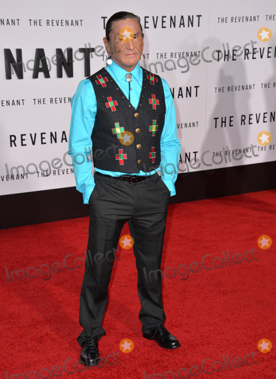 Duane Howard Photo - Actor Duane Howard at the Los Angeles premiere of his movie The Revenant at the TCL Chinese Theatre Hollywood December 16 2015  Los Angeles CAPicture Paul Smith  Featureflash