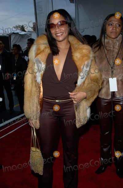 Arnelle Simpson Photo - ARNELLE SIMPSON daughter of OJ Simpson at the 15th Annual Soul Train Music Awards in Los Angeles28FEB2001   Paul SmithFeatureflash