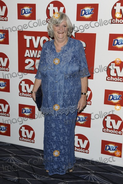 Anne Widdecombe Photo - Anne Widdecombe arriving for the 2011 TVChoice Awards at The Savoy London 13092011 Picture by Steve Vas  Featureflash
