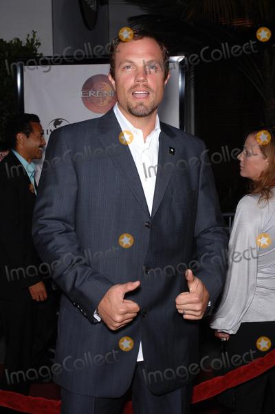 Adam Baldwin Photo - Actor ADAM BALDWIN at the Los Angeles premiere of his new movie Serenity at the Universal City CinemasSeptember 22 2005  Los Angeles CA 2005 Paul Smith  Featureflash