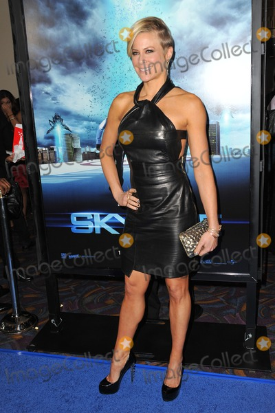 Brittany Daniel Photo - Brittany Daniel at the world premiere of her new movie Skyline at the Regal Cinema at LA Live in downtown Los AngelesNovember 9 2010  Los Angeles CAPicture Paul Smith  Featureflash
