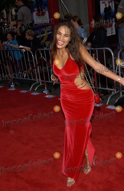 Wanda Acuna Photo - Actress WANDA ACUNA at the world premiere at the Manns Chinese Theatre Hollywood of Rush Hour 226JUL2001   Paul SmithFeatureflash