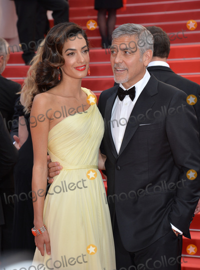 Amal Clooney Photo - Actor George Clooney  wife Amal Clooney at the gala premiere for Money Monster at the 69th Festival de CannesMay 12 2016  Cannes FrancePicture Paul Smith  Featureflash