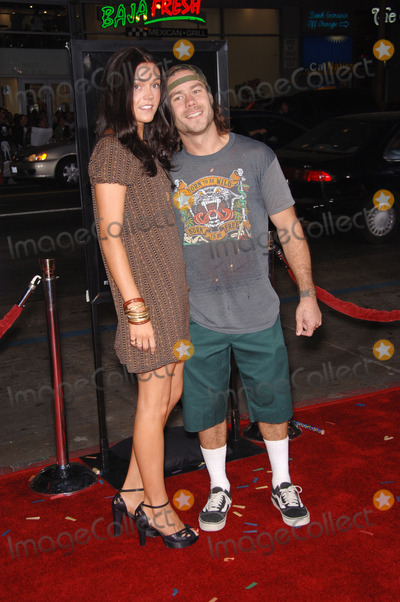 Chris Pontius Photo - Actor CHRIS PONTIUS  girlfriend at the world premiere of his new movie Jackass Number Two at the Graumans Chinese Theatre HollywoodSeptember 21 2006  Los Angeles CAPicture Paul Smith  Featureflash
