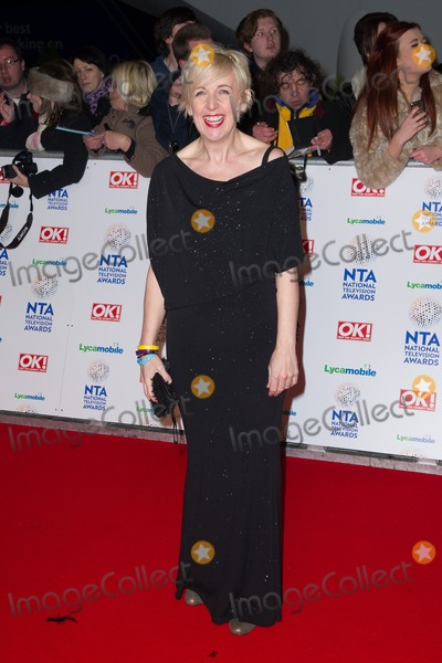 Julie Hesmondhalgh Photo - Julie Hesmondhalgh arriving for the National TV Awards 2014 at the O2 London 22012014 Picture by Dave Norton  Featureflash