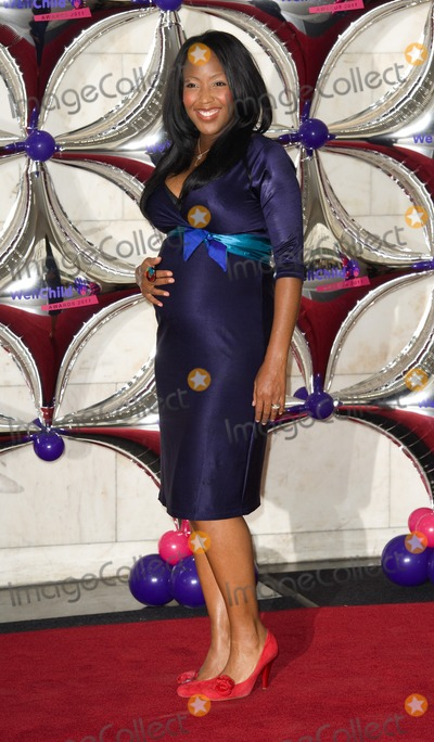 Angelica Bell Photo - Angelica Bell arriving at the Intercontinental Hotel for the 2011 Wellchild Awards Park Lane  London 31082011 Picture by Simon Burchell  Featureflash
