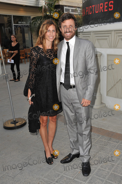 Rob Benedict Photo - Rob Benedict  wife at the premiere of his new movie A Little Help at the Cary Grant Theatre at Sony Pictures StudiosJuly 14 2011  Los Angeles CAPicture Paul Smith  Featureflash