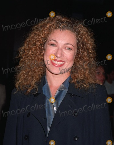 Alex Kingston Photo - 20OCT97 New ER star British actress ALEX KINGSTON at premiere in Los Angeles of TV movie Before Women Had Wings The movie is the first for Oprah Winfreys Harpo Films production company