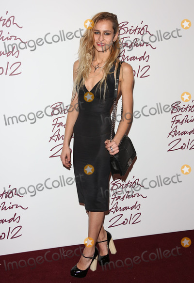 Alice Dellal Photo - Alice Dellal arriving for The British Fashion Awards 2012 held at The Savoy London 27112012 Picture by Henry Harris  Featureflash