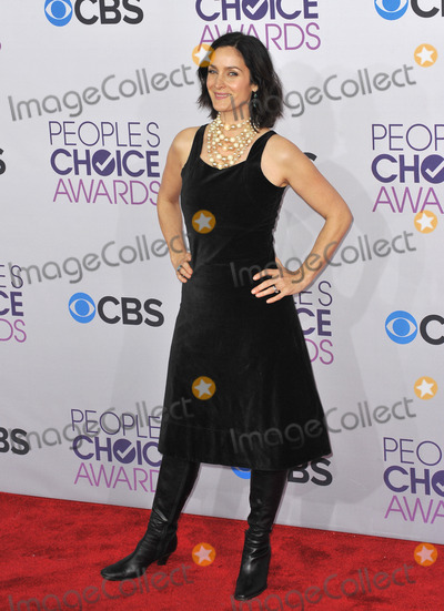 Carrie-Anne Moss Photo - Carrie-Ann Moss at the Peoples Choice Awards 2013 at the Nokia Theatre LA LiveJanuary 9 2013  Los Angeles CAPicture Paul Smith  Featureflash