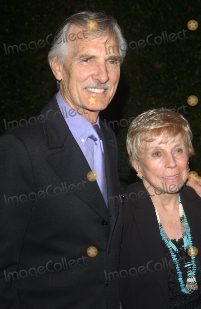 Dennis Weaver Photo - Actor DENNIS WEAVER  wife at the 13th Annual Environmental Media Awards in Los AngelesNovember 5 2003 Paul Smith  Featureflash