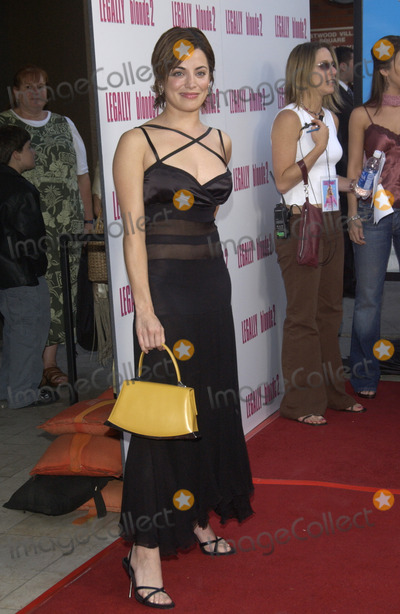 Alanna Ubach Photo - Actress ALANNA UBACH at the Los Angeles premiere of her new movie Legally Blonde 2July 1 2003 Paul Smith  Featureflash