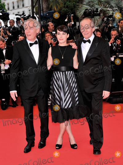 Arta Dobroshi Photo - Jean-Pierre Dardenne Arta Dobroshi  Luc Dardenne  at the closing gala ceremony at the 61st Annual International Film Festival de Cannes May 25 2008  Cannes FrancePicture Paul Smith  Featureflash